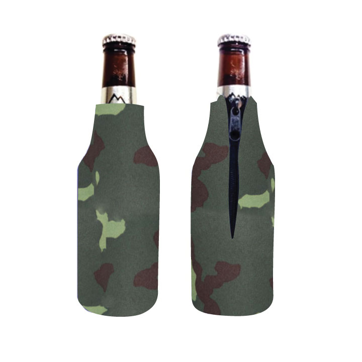 Premium Collapsible Zippered Bottle Sleeve
